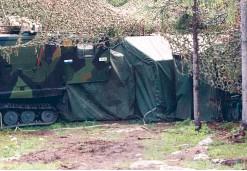 Command Post Tents